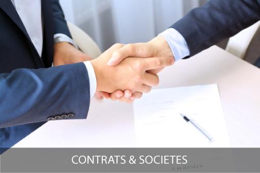 Domaines d'interventions : Droit des contrats et des sociétés Helios avocats