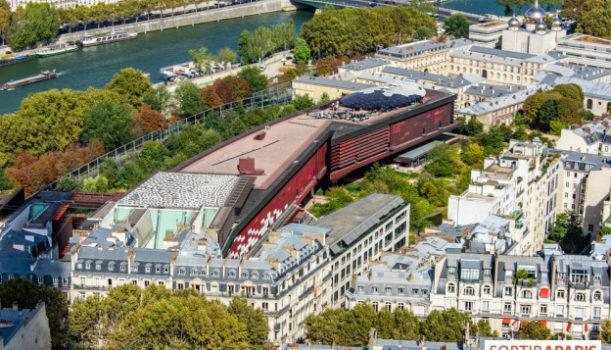 Conférence inaugurale au Musée du quai Branly